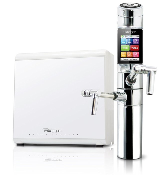 Counter top water ionizers  UCE 11