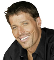 Anthony Robbins Author, Peak Performance Coach, and Professional Speaker Tyent Water Ionizer Testimonial