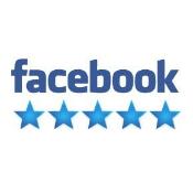 Facebook 5 stars