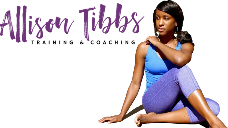 Allison Tibbs, fitness trainer