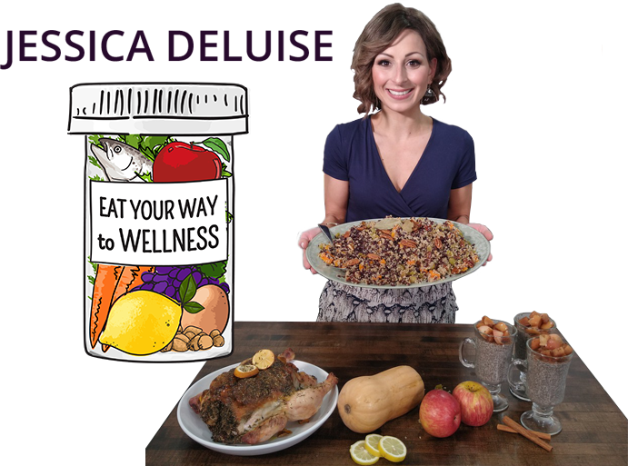 Eat Your Way to Wellness with Jessica DeLuise