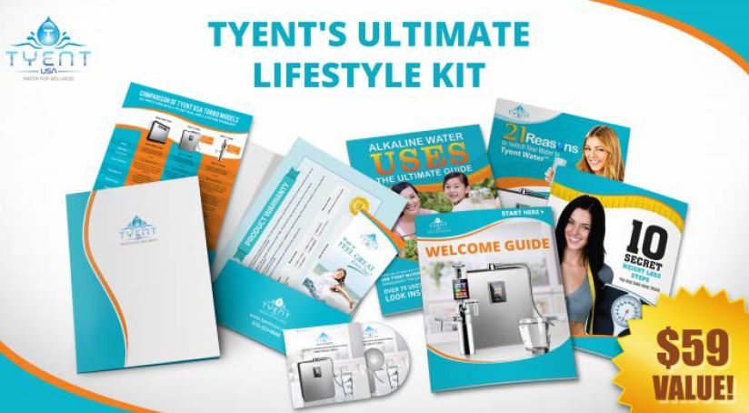 TyentUSA lifestyle kit
