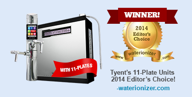 Water Ionizer Winner 2014