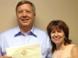 David E. Webber and Janet L. Hall Water Ionizer Testimonial