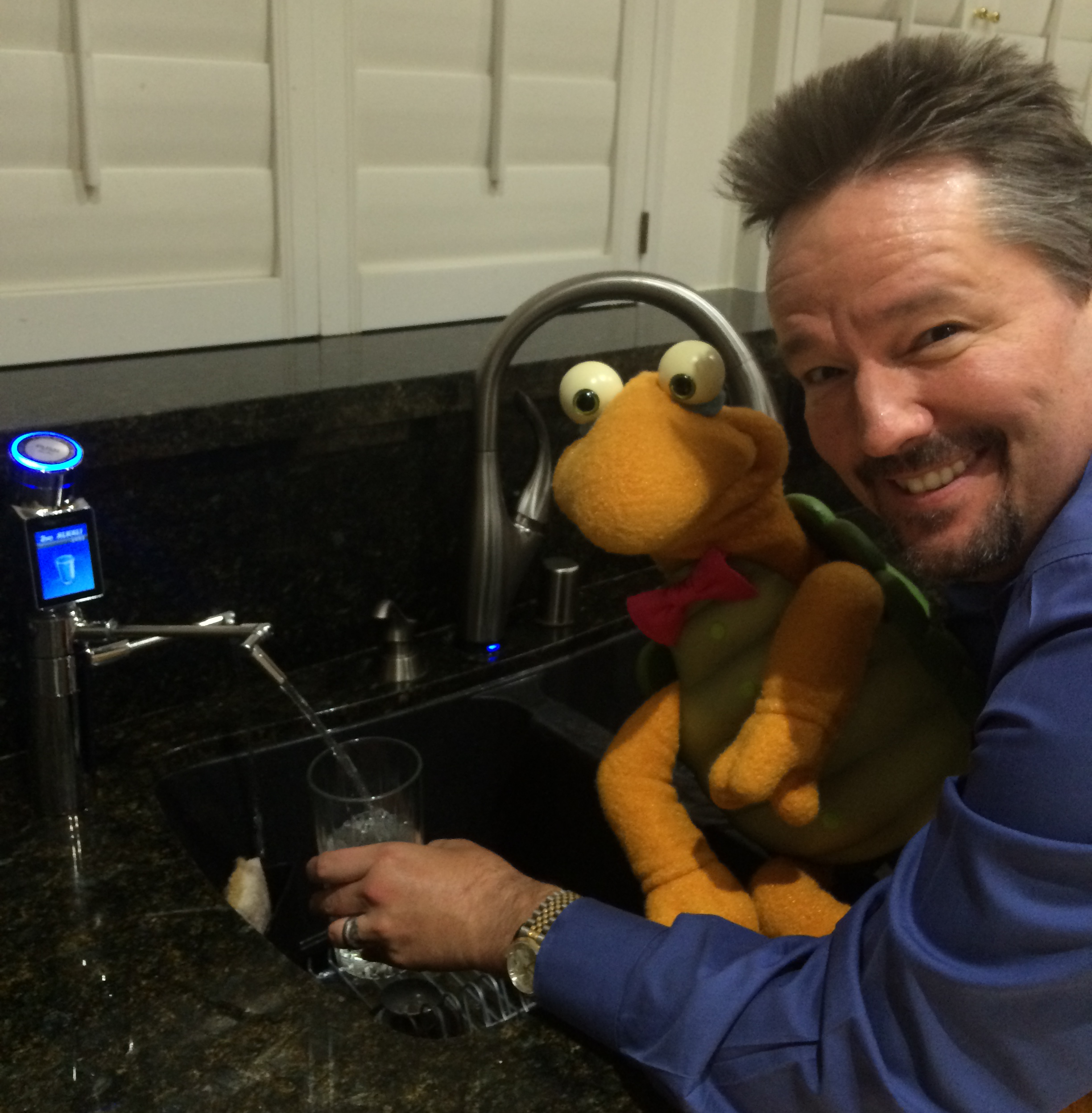 Terry Fator Water Ionizer Testimonial