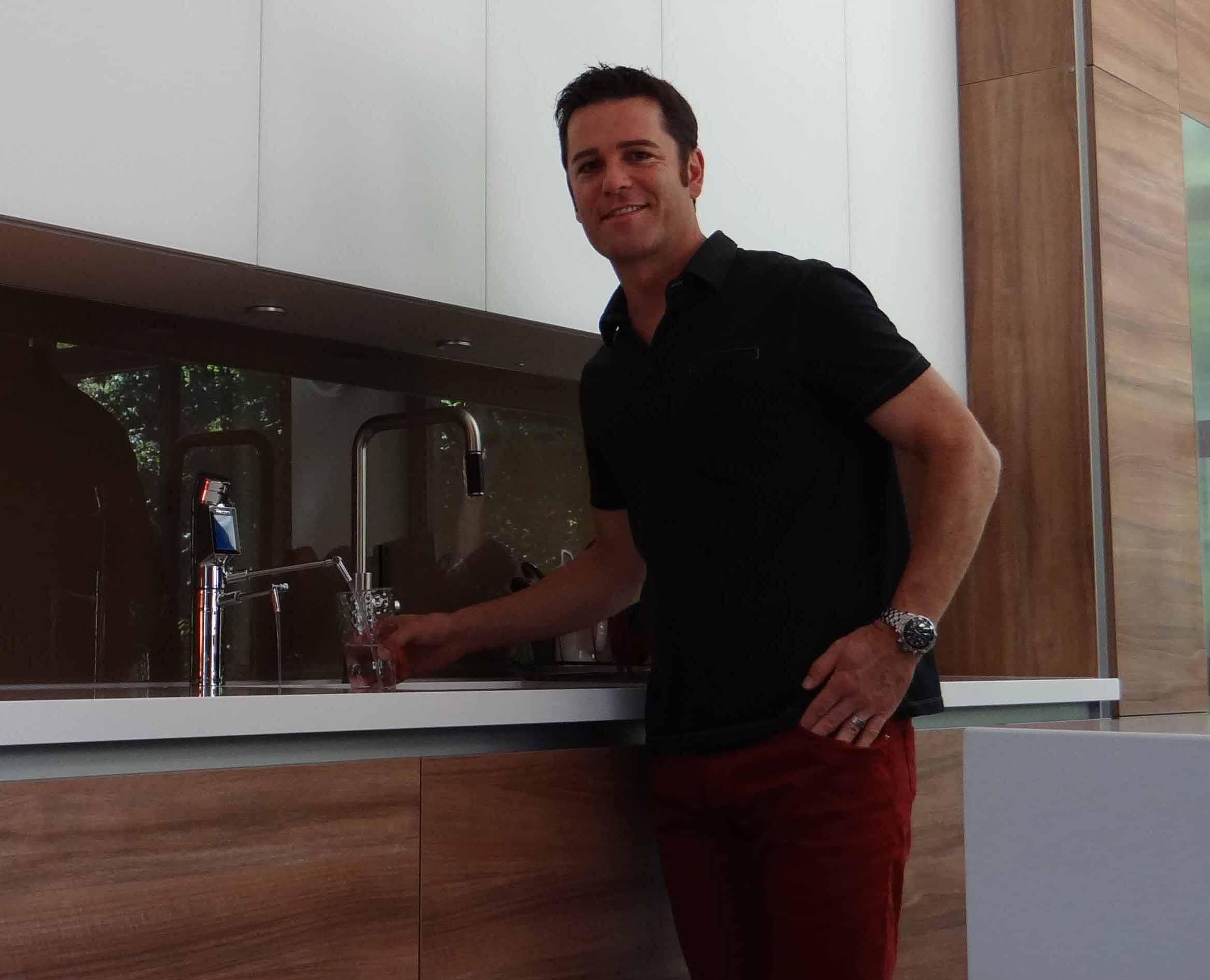 Yannick Bisson Water Ionizer Testimonial